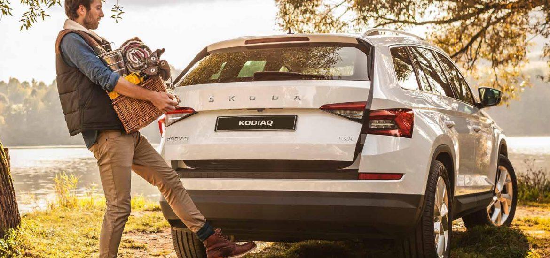 Skoda Kodiaq — обновленный внедорожник для путешествий большой компанией