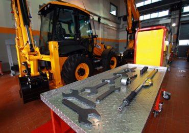 Техническое обслуживание грузовой спецтехники: нюансы сервиса